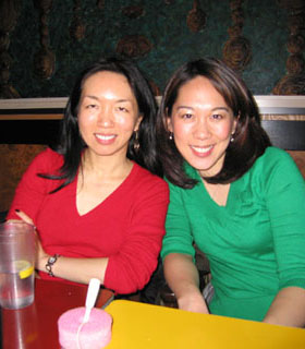 Interview with Michelle Yu and Blossom Kan, the Authors of 'China Dolls'